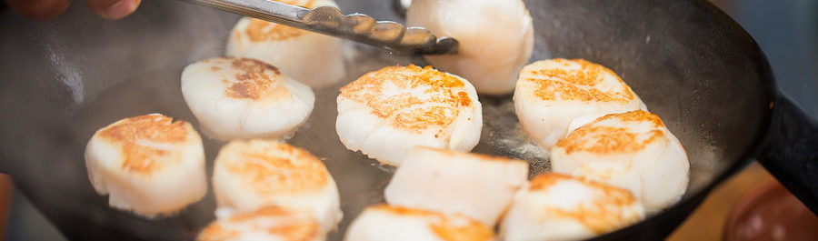 Healthy Grilled Herb Scallops Recipe