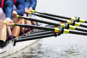 rowing to lower blood pressure