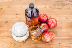 How to treat Blood Pressure with apple cider