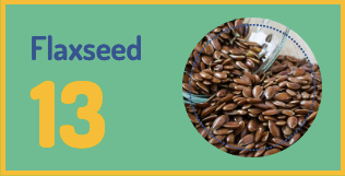 flaxseed is one the best home remedies for high blood pressure