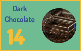 dark chocolate is a home remedy for high blood pressure