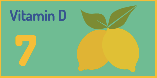 Vitamin d is a home remedy for high blood pressure