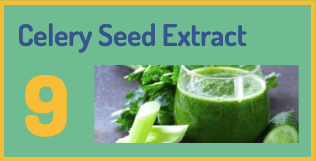 celery seed is a home remedy for high blood pressure
