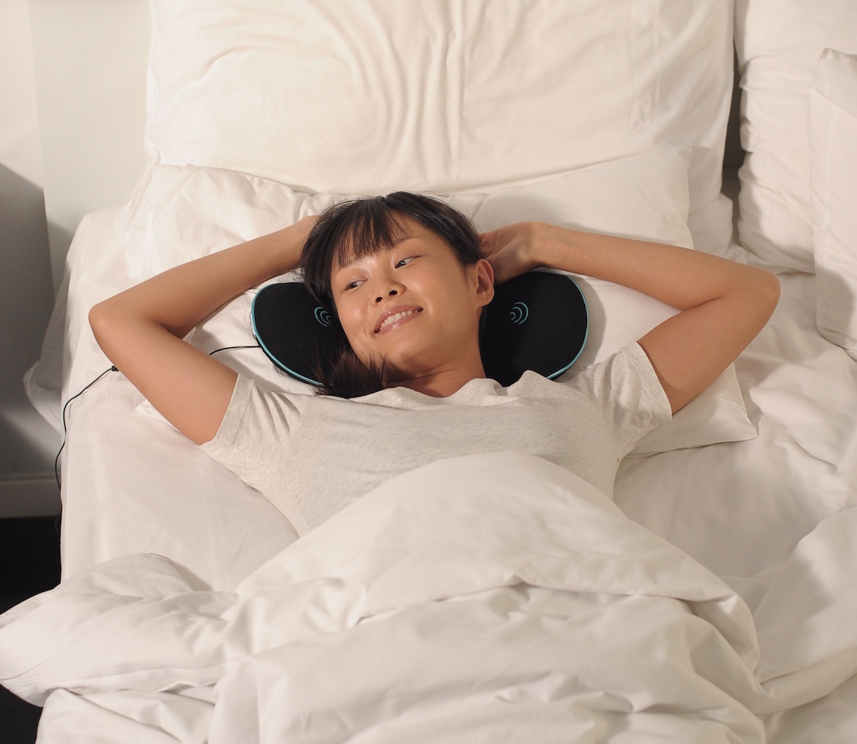 Soft-Tones: Pillow Speaker