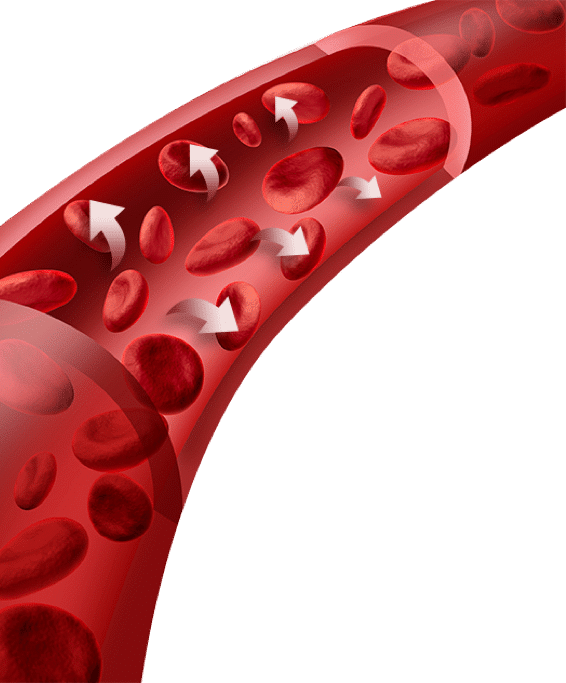 RESPeRATE to lower blood pressure - blood vessel